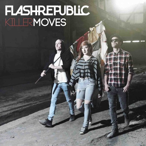 Flash Republic - In The Name Of Dance (Wez Clarke Mix)