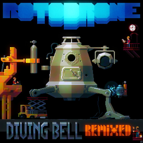 Rotodrone - Bolyaiphase (Quip Remix)