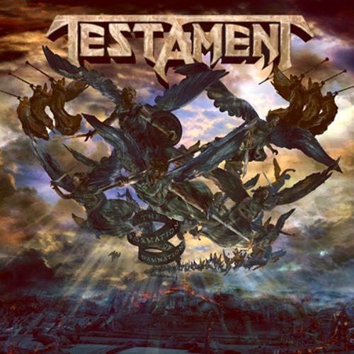 TESTAMENT - Henchmen Ride