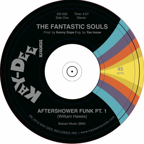 Aftershower Funk-The Fantastic Souls