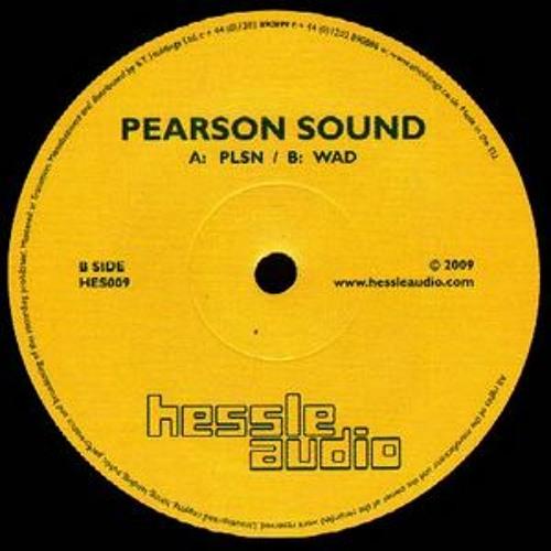 Pearson Sound - PLSN (HES009)