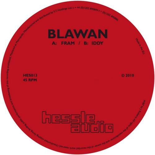 Blawan - Fram (HES013)