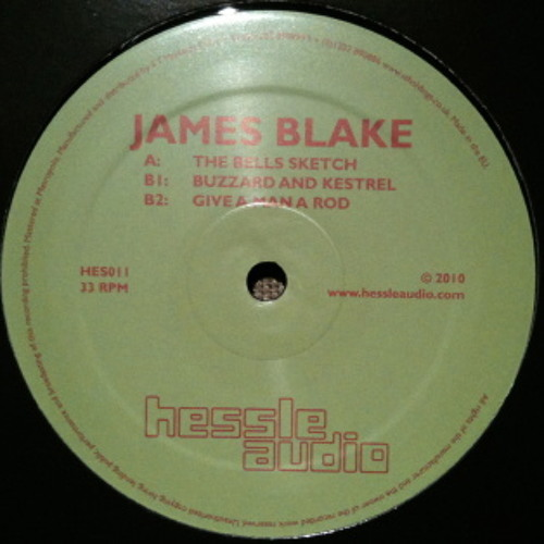 James Blake - Buzzard and Kestral (HES011)