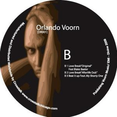 DR-001-B1-Love Break Feut.Blake Baxter-Original Mix-