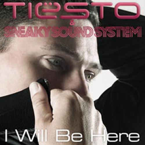 Tiesto I will be here ( Yolas' Remix ) Cut
