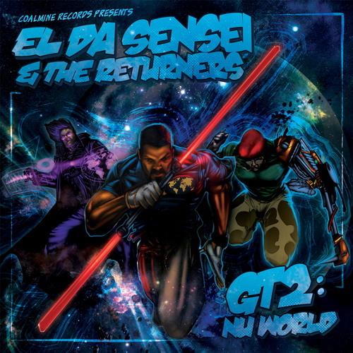 El Da Sensei & The Returners - Nu World