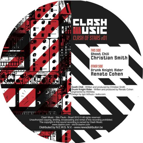 CM0001 - Clash Of Stars #1 - Renato Cohen - Drunk Knight Rider - Original Mix