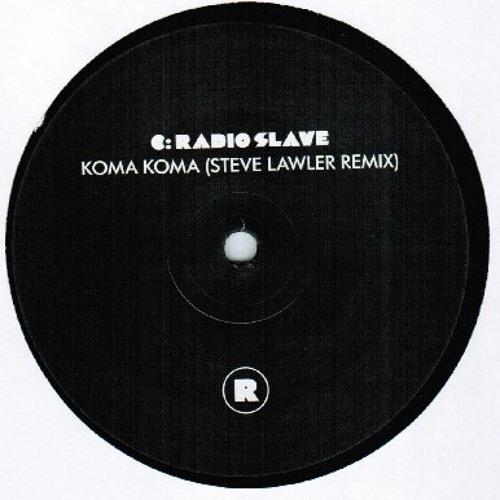 Radio Slave - Koma Koma (Steve Lawler Remix) /// Rekids Records 2009
