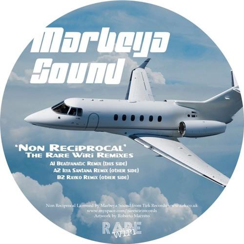 "RW005 Marbeya Sound ""The Rare Wiri remixes"""