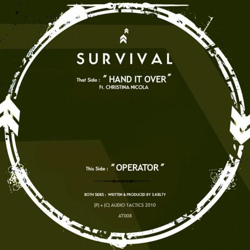 Survival feat. Christina Nicola - Hand it Over [AT008] (clip)