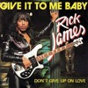 Rick James - Give It To Me Baby (Mister Mustache Remix)