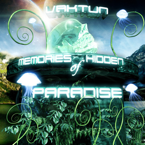Vaktun - Memories Of Hidden Paradise - geocd057