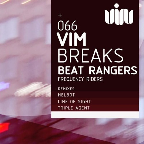 BEAT RANGERS - frequency riders (TRIPLE AGENT REMIX)