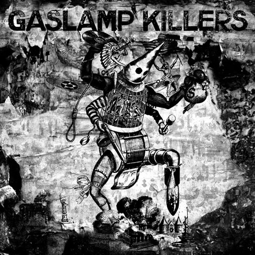 The Gaslamp Killer - Gaslampkillers (Mix)