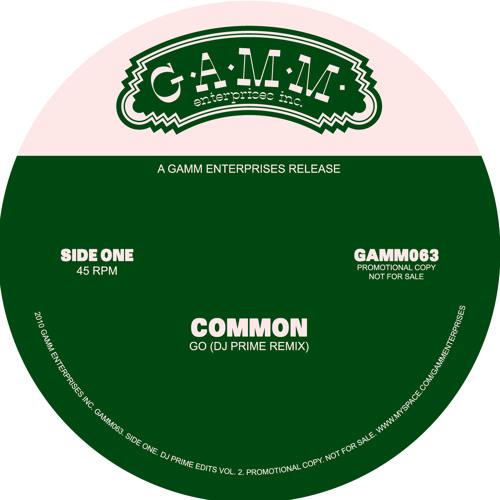 Common - Go (Dj Prime Remix)