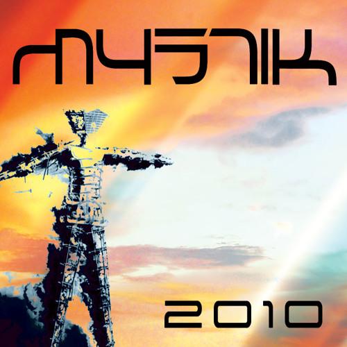 Mystik Burning Man 2010 DJ ReduxXx