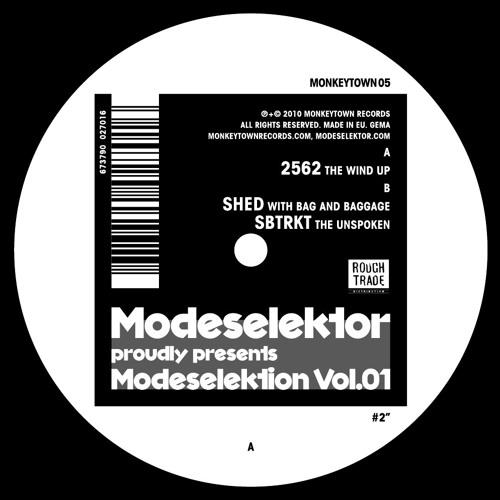 Modeselektion Vol.01 #2 (MTR05)
