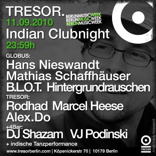 Marcel Heese @ Tresor  (11th September 10)