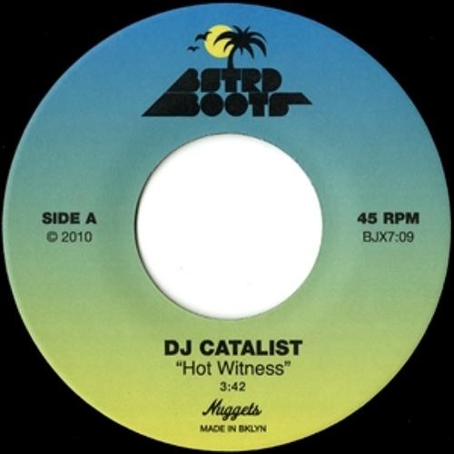 "DJ CATALIST - REAL SOUL (BSTRD BOOTS 7"")"