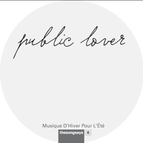 Public Lover -  Chanson - Musique D'hiver Pour L'Été (song04)