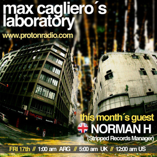 Promo Mix September 2010_Compiled & Mixed By Norman H_Proton Radio Guest Mix   17.09.2010