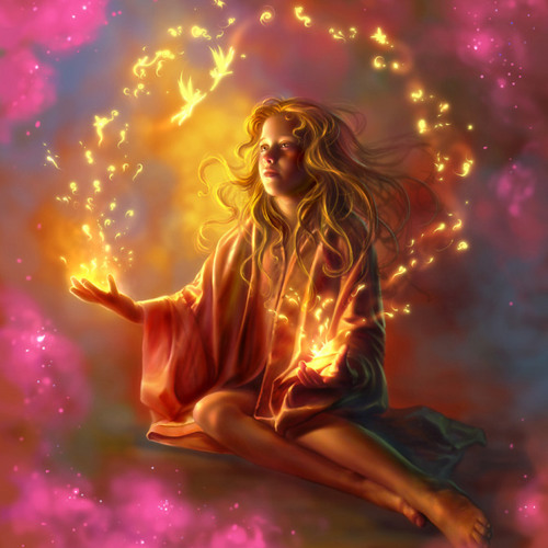 The Galactic Light workers of light and love