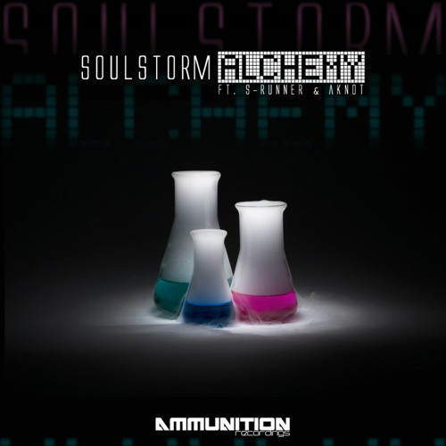 Kiloptéra - Soulstorm & Aknot - Ammunition records DIGI048
