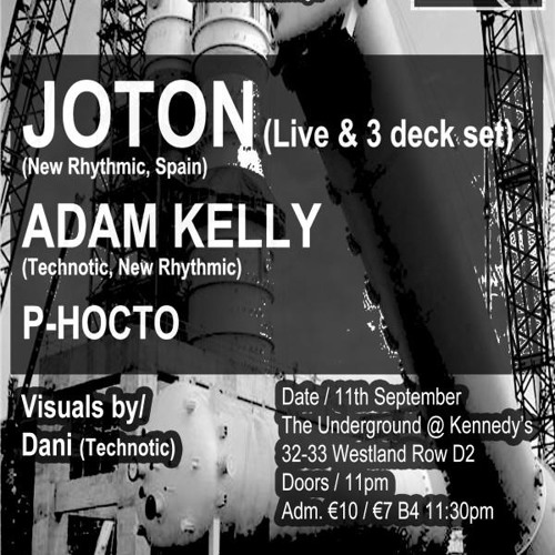 ( 3 decks vinyl dj set ) @ Kennedy´s - Dublin- Irlanda ( 11-09-2010 )
