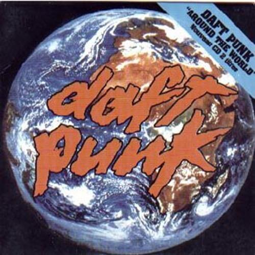 Daft Punk - Around The World (BioBlitZ Remix)   [Free Dwnld]
