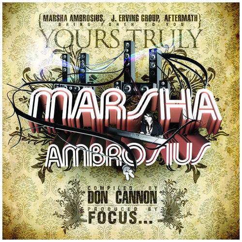 Marsha Ambrosius – Yours Truly @MarshaAmbrosius