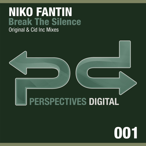 [PSDI 001] Niko Fantin - Break The Silence (Original Mix) - [Perspectives Digital]