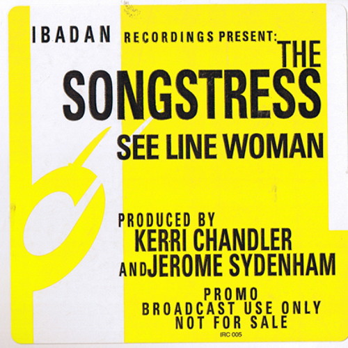 The Songstress - See Line Woman (See Line Woman Vocal)
