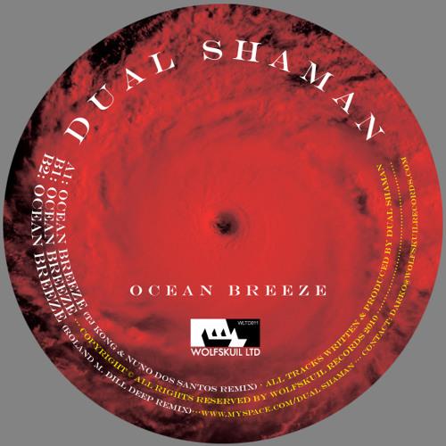 Dual Shaman - Ocean Breeze (Roland M Dill Groove Mix) - Wolfskuil Ltd 011