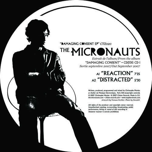 The Micronauts - Reaction (Video Version)