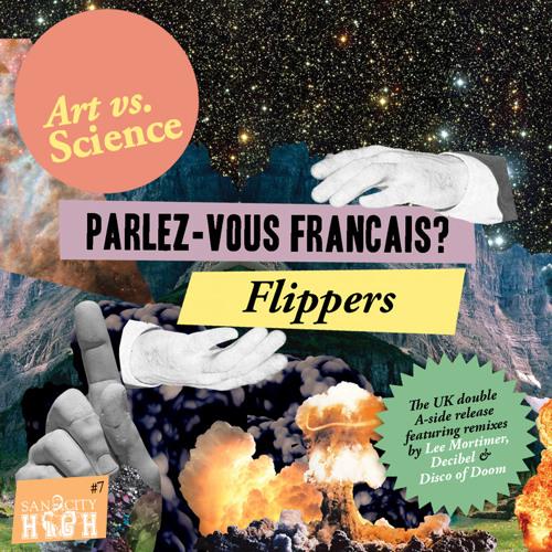 Art vs Science: Parlez-Vous Francais (Decibel Remix) (Snippet) Out @ Beatport 11th October