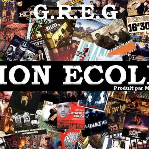 """G.R.E.G """"Mon école"""" (L'alphabet du rap français) - Prod Massay"""
