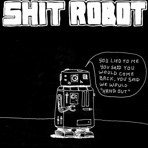 Shit Robot Cake Mix