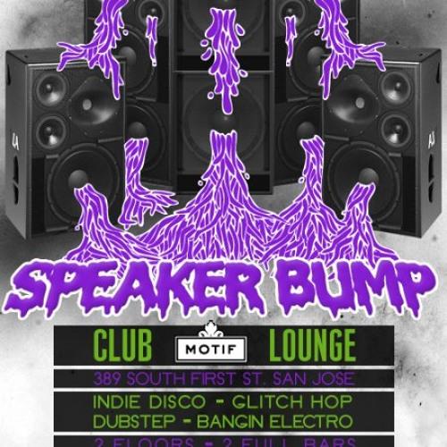 SPEAKER BUMP Vol. 1 (03.25.10)