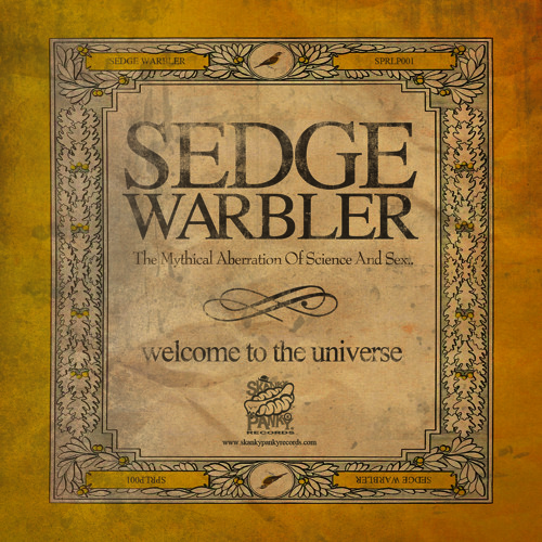 SEDGE WARBLER - OCTOPUS LOVER - FREE DL - 320Kbps