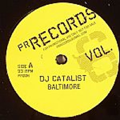 DJ Catalist - Baltimore