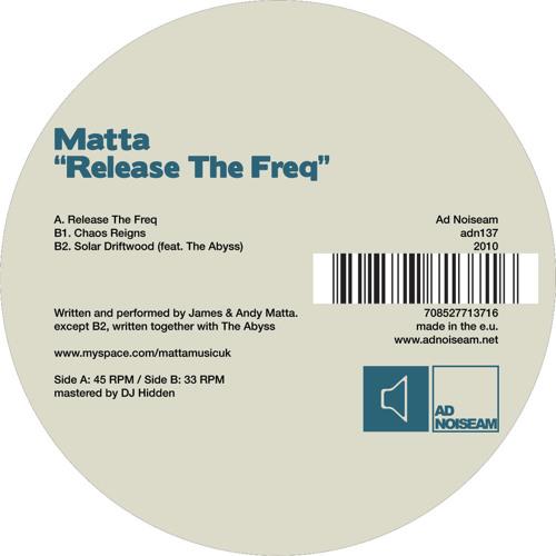 Matta - Chaos reigns