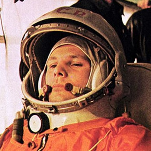 On space again o Gagarin