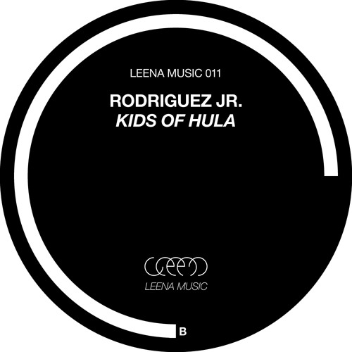 Rodriguez Jr. - Kids of hula