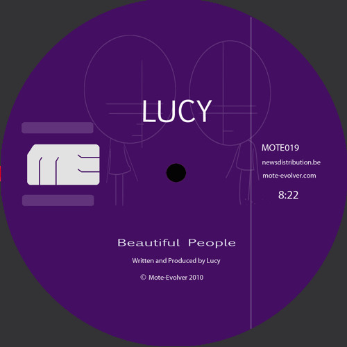 Mote019 :: Lucy - Beautiful People