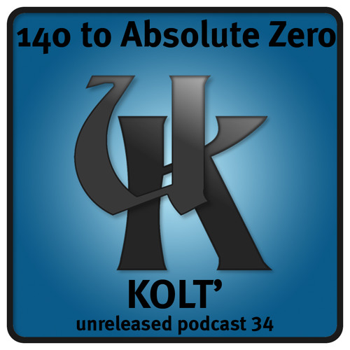 Unreleased Podcast 34 - 140 to Absolute Zero