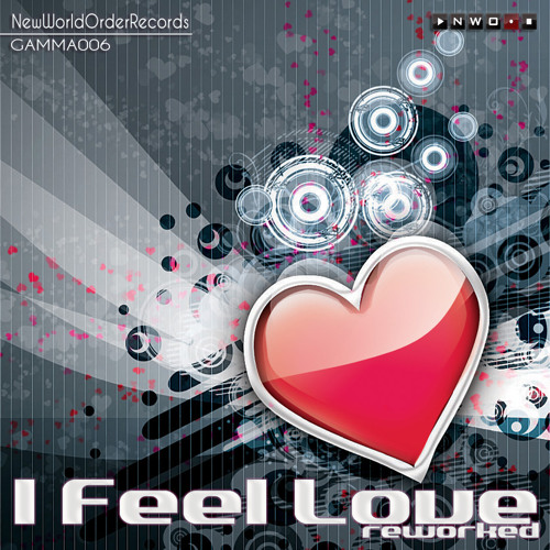 Rydel - I Feel Love (Original Mix)