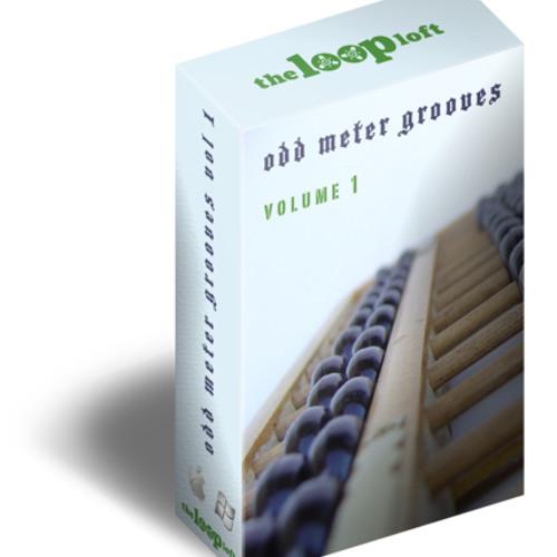 Odd Meter Grooves Vol 1