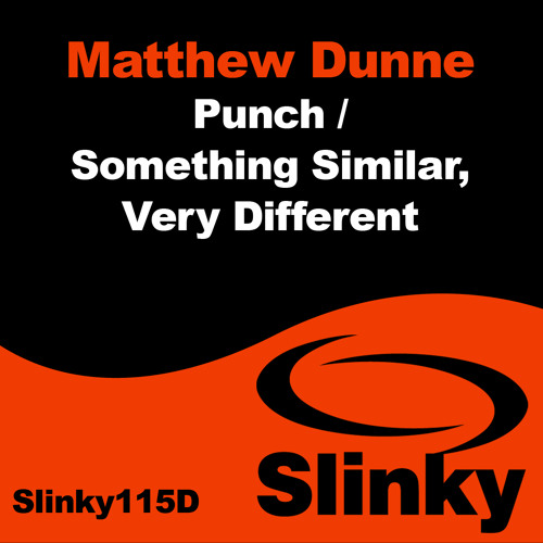 Matthew Dunne-Something Similar,Very Different