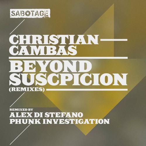 Christian Cambas - Violator (Alex Di Stefano Remix) - Preview -