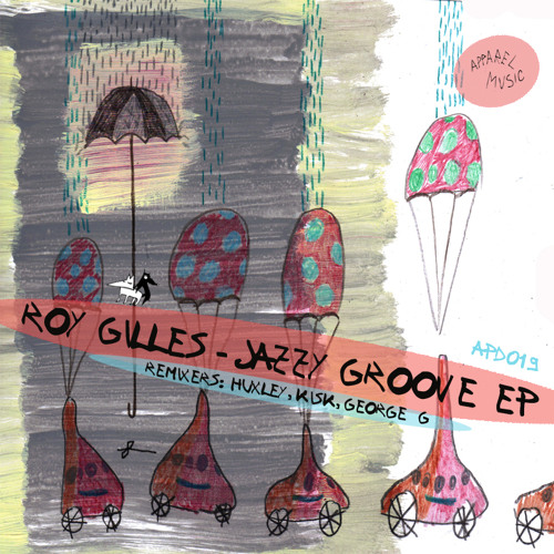 Roy Gilles - Eat your groove (Kisk remix)